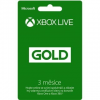 Microsoft Xbox 360 Live Gold Card 3 hónap