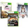 Microsoft XBOX 360 Forza Horizon 2 + World of Tanks + Fable