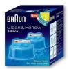Braun tisztító kazetta Clean & Charge
