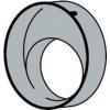 ACO Frankische Opti-control-szűkítő DN200/100 KG