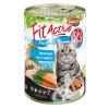 Purina Fit Active Cat Meat-Mix konzerv 415g