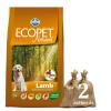 Ecopet Natural Adult Maxi Lamb 2*14kg