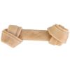 Trixie csomózott nyersbőr csont 11 cm