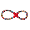 Trixie Rágókötél 8-as forma 35cm/280g
