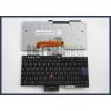 Lenovo IBM ThinkPad T61p trackpointtal (pointer) fekete magyar (HU) laptop/notebook billentyűzet
