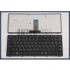 Lenovo IdeaPad Z410 Touch fekete magyar (HU) laptop/notebook billentyűzet