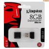 Kingston Pendrive, 8GB, USB 2.0, KINGSTON