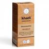 Khadi Növényi hajfesték por - Világosbarna 100 g