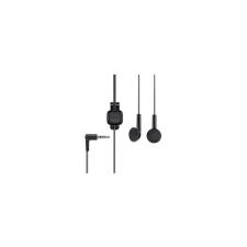 Nokia WH-102 sztereó headset, felvevőgombos, 3,5mm jack, fekete, gyári csomagolás nélkül headset
