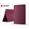 Comma Apple iPad Pro 12.9 védőtok (Book Case) on/off funkcióval - Comma Elegant Series - red