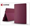 Comma Apple iPad Pro 12.9 védőtok (Book Case) on/off funkcióval - Comma Elegant Series - red tablet tok