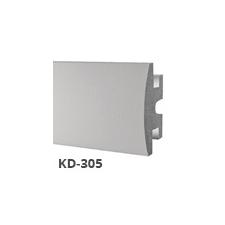 Tesori rejtett világításos díszléc (KD-305) védőbevonattal világítás
