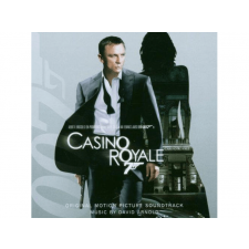 BERTUS HUNGARY KFT. James Bond - Casino Royale CD hobbi, szabadidő