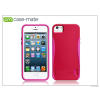 CASE-MATE Apple iPhone 5/5S/SE hátlap - Case-Mate Pop - red/pink