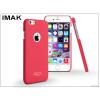 IMAK Apple iPhone 6 Plus/6S Plus hátlap - IMAK Sandstone Super Slim - piros