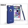 IMAK Apple iPhone 6 Plus/6S Plus hátlap - IMAK Sandstone Super Slim - kék