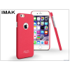 IMAK Apple iPhone 6/6S hátlap - IMAK Sandstone Super Slim - piros