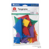 Learning Resources Hat-színű tangram