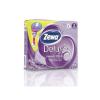 ZEWA Deluxe Aqua Tube 3 rétegű toalettpapír levendula 4db