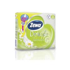 ZEWA Deluxe Aqua Tube 3 rétegű toalettpapír kamilla 4db fürdőszoba kiegészítő