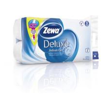 ZEWA Deluxe Aqua Tube 3 rétegű toalettpapír klasszik 8db fürdőszoba kiegészítő