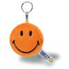 NICI Smiley Plüss kulcstartó 6 cm narancs
