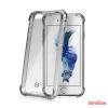 CELLY iPhone 6/6S Plus színes keretű hátlap,Fekete