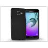 Haffner Samsung A310F Galaxy A3 (2016) szilikon hátlap - Jelly Flash - fekete