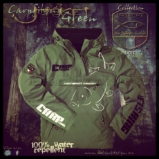 Hotspot Design - Jacket Carpfishing Eco Verde XXL-méret