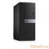 Dell Optiplex 3040 MT Black Intel Core i3-6100,Intel Q170,4GB,1600MHz,Gigabit,Audio 2.0,500GB,Intel HD Graphics 530,USB3.0x6, 4xUSB,VGA,HDMI,350x154x274mm,Billentyűzet,Egér,Black,Linux,Optikai meghajtó