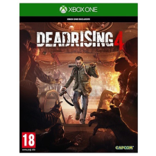 Capcom Dead Rising 4 Xbox One videójáték
