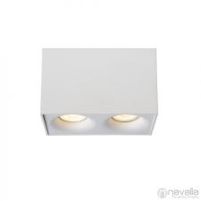 Lucide BENTOO-LED 09913/10/31 fehér 2 x GU10 max. 5W 11 x 8.3 x 16.5 cm világítás