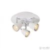 Lucide RIDE-LED 26956/15/31 fehér 3 x GU10 max. 5W d25 x 15 cm