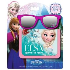 Jégvarázs (Frozen) ajándékszett (pénztárca, napszemüveg)