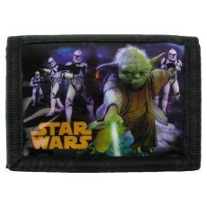 Star Wars pénztárca - Yoda