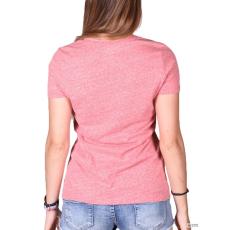 Converse Női Rövid ujjú T Shirt CORE 2 COLOR HTHR CP CREW