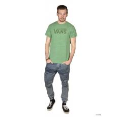 Vans Férfi Rövid ujjú T Shirt VANS CLASSIC HEATHER