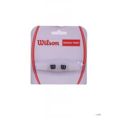 Wilson Unisex Grip SHOCK TRAP CLEAR WITH BLACK W