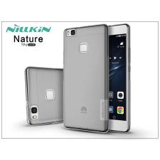 Huawei P9 Lite szilikon hátlap - Nillkin Nature - szürke tok és táska