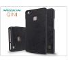 Huawei P9 Lite oldalra nyíló flipes tok - Nillkin Qin - fekete tok és táska