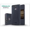 Huawei P9 Plus oldalra nyíló flipes tok - Nillkin Sparkle - fekete