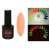 Master Nails MN 6ml Gel polish FLUO-03 Sötétben és UV fényben világító gél lakk 6ml-es kiszerelésben