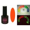 Master Nails MN 6ml Gel polish FLUO-07 Sötétben és UV fényben világító gél lakk 6ml-es kiszerelésben