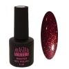 Master Nails MN 6ml Gel polish/120 Gyém.Gránát Vörös gél lakk 6 ml-es kiszerelésben