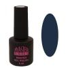 Master Nails MN 6ml Gel polish/138 Sötét Grafit  gél lakk 6 ml-es kiszerelésben