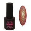 Master Nails MN 6ml Gel polish/127 Gyémánt Bronz   gél lakk 6 ml-es kiszerelésben