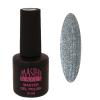 Master Nails MN 6ml Gel polish/007 Gyémánt Ezüst   gél lakk 6 ml-es kiszerelésben