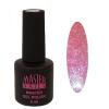 Master Nails MN 6ml Gel polish/037 Gyémánt Eper  gél lakk 6 ml-es kiszerelésben