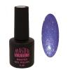 Master Nails MN 6ml Gel polish/130 Csillámos Írisz gél lakk 6 ml-es kiszerelésben