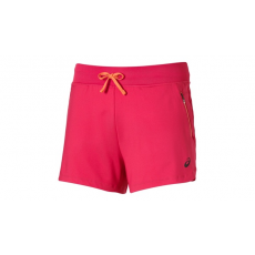 Asics Fuzex 4in Knit Short pink női